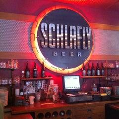 Photo taken at Schlafly Bottleworks by Justin D. on 5/6/2013