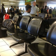 Photo taken at Concourse C by Ben B. on 6/25/2013