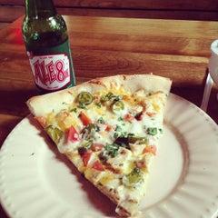 Photo taken at Perillo's Pizzeria by Taylor S. on 10/7/2012