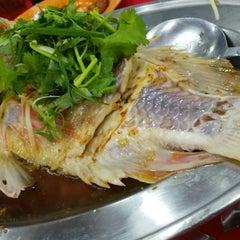Photo taken at Restaurant Yat Yeh Hing by Adrian C. on 4/24/2015