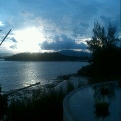 Photo taken at The Westin Siray Bay Resort & Spa by Panthep L. on 10/4/2012