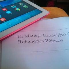 Photo taken at Facultad de Humanidades by Daira A. on 5/19/2013