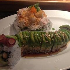 Photo taken at Sushi 101 by Megan F. on 9/29/2012