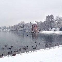 Photo taken at Seepark by Nariman J. on 12/11/2012