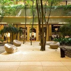 Photo taken at Shopping Cidade Jardim by Eric F. on 12/24/2012