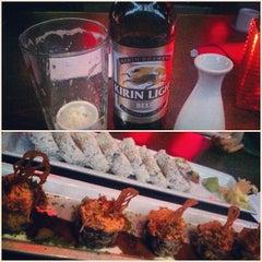 Photo taken at RA Sushi Bar Restaurant by Michael K. on 12/12/2012