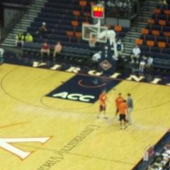 Photo taken at John Paul Jones Arena by William M. on 11/12/2012