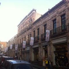 Photo taken at Zacatecas by Ignacio J. on 11/8/2015