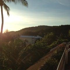 Photo taken at Best Western Phuket Ocean Resort by Alex A. on 5/4/2013
