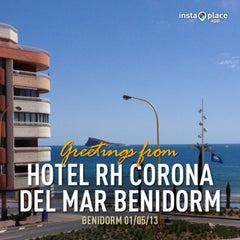 Foto tomada en Hotel RH Corona del Mar Benidorm por Antonio S. el 5/1/2013