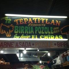 Photo taken at Mercado De Comidas San Camilito (Garibaldi) by Christian C. on 6/3/2013