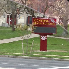 Photo taken at Central High School by Vermyra S. on 4/28/2013