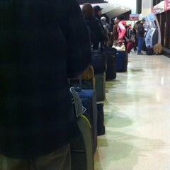 Photo taken at Air Canada Ticket Counter by Joseph L. on 11/18/2013