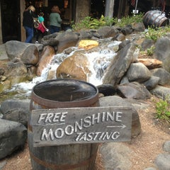 Photo taken at Ole Smoky Moonshine Distillery by Sydney G. on 4/6/2013