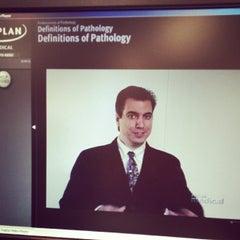 Photo taken at Kaplan Medical by Berenice F. on 11/21/2013