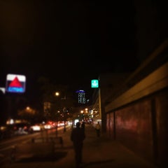 Photo taken at Kenmore Square by Joselin M. on 10/15/2015
