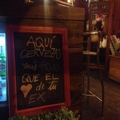 Photo taken at Café del Jardín by Carlos Renato U. on 7/26/2014