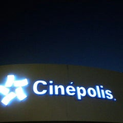 Photo taken at Cinépolis by Geisler A. on 2/12/2013
