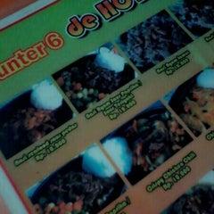 Photo taken at Foodspot 5mu (LimaMu) by Patria Deuxième H. on 9/29/2013