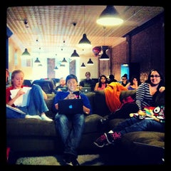 Photo taken at Onswipe HQ by Will M. on 10/21/2012