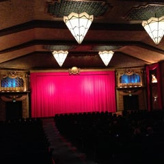 Photo taken at Vista Theater by Andy M. on 12/2/2012
