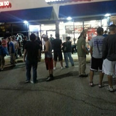 Photo taken at GameStop by Marc L. on 9/18/2012