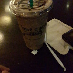 Photo taken at Starbucks by akmar on 10/20/2015
