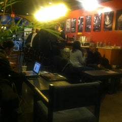Photo taken at Coffee & Crema by Andrew A. on 11/14/2012