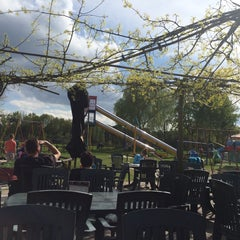 Photo taken at Kinderboerderij Van Horne Hoeve by Marjan E. on 5/4/2015