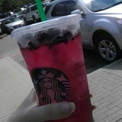 Photo taken at Starbucks by Liz B. on 3/9/2013