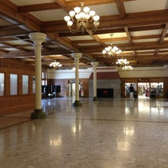 Photo taken at Amtrak: Harrisburg Transportation Center (HAR) by Savannah L. on 3/22/2013