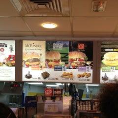 Photo taken at McDonalds by Giorgi N. on 4/9/2013