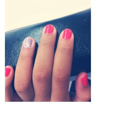Photo taken at Love Nail by Michelle M. on 6/11/2014