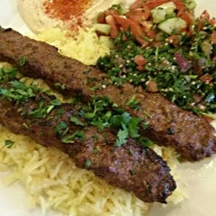Photo taken at Shish Mediterranean Cuisine - Taste of Istanbul by Michelle M. on 6/10/2014