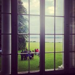 Photo taken at Blithewold Mansion, Gardens & Arboretum by Matt M. on 7/12/2013