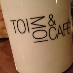 Photo taken at Toi, Moi & Café by Micah R. on 11/5/2012