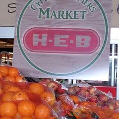 Photo taken at H-E-B by Debbie L. on 11/19/2012