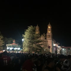 Photo taken at Plaza de Armas by Chuy A. on 10/12/2015