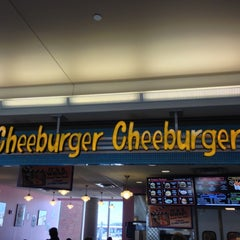 Photo taken at Cheeburger Cheeburger by Jason S. on 10/13/2012