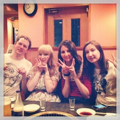 Photo taken at しょうじろう by 華子 辰. on 4/9/2013
