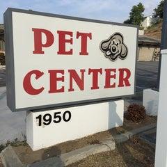 Photo taken at Pet Center by Richard G. on 11/15/2014