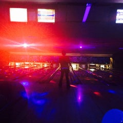 Photo taken at Paradise Lanes by  Mine U. on 1/31/2015