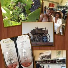 Photo taken at Crooked Vine/Stony Ridge Winery by Charmayne C. on 7/12/2015