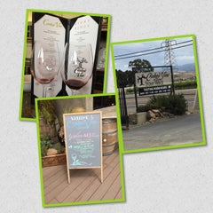 Photo taken at Crooked Vine/Stony Ridge Winery by Charmayne C. on 5/17/2015