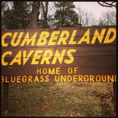 Photo taken at Cumberland Caverns by Jeremy S. on 1/27/2013