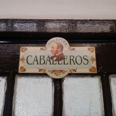 Photo taken at Hostal Casa Vieja by Alexey S. on 4/18/2015