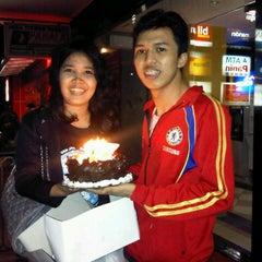 Photo taken at KFC by shanti p. on 12/30/2012