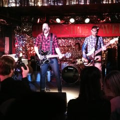 Photo taken at Horseshoe Tavern by Thomas W. on 12/19/2012
