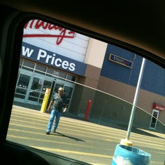 Photo taken at Walmart Supercenter by Sylvia P. on 10/4/2012