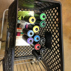 Photo taken at Blick Art Materials by Hugo S. on 1/19/2013